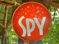 A SPY Sign